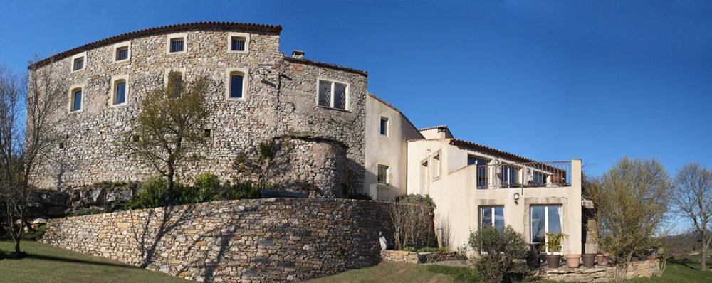 Château de La Roque